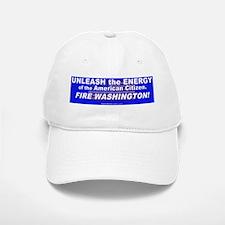 Unleash the Energy Baseball Baseball Cap