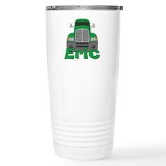 Trucker Eric Travel Mug