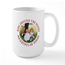 Ring Around the Rosie Mug