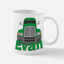 Trucker Evan Mug