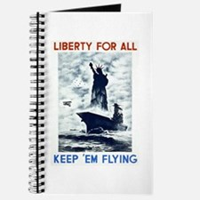 Liberty For All WPA Poster Journal