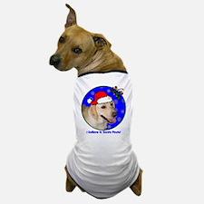 SANTA PAWS Lab Dog T-Shirt