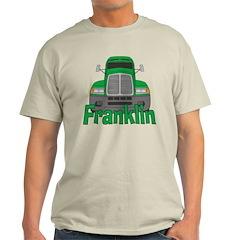 Trucker Franklin T-Shirt