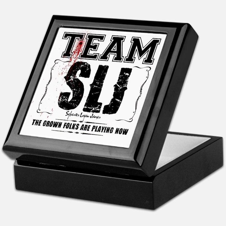 Team SLJ Keepsake Box