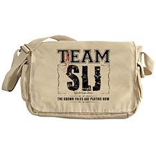 Team SLJ Messenger Bag