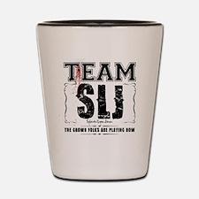 Team SLJ Shot Glass
