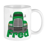 Trucker Fred Mug