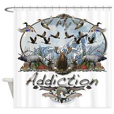 My Addiction Shower Curtain