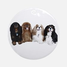4Cavaliers Ornament (Round)