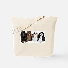 4Cavaliers Tote Bag