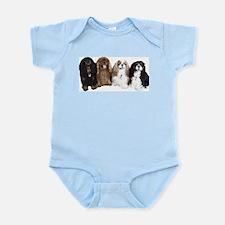 4Cavaliers Infant Bodysuit