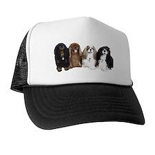4Cavaliers Trucker Hat