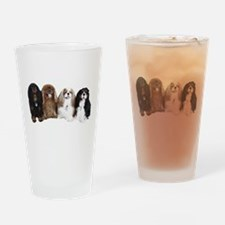 4Cavaliers Drinking Glass