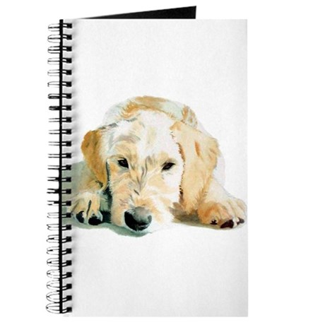 Cream Labradoodle Pup Journal