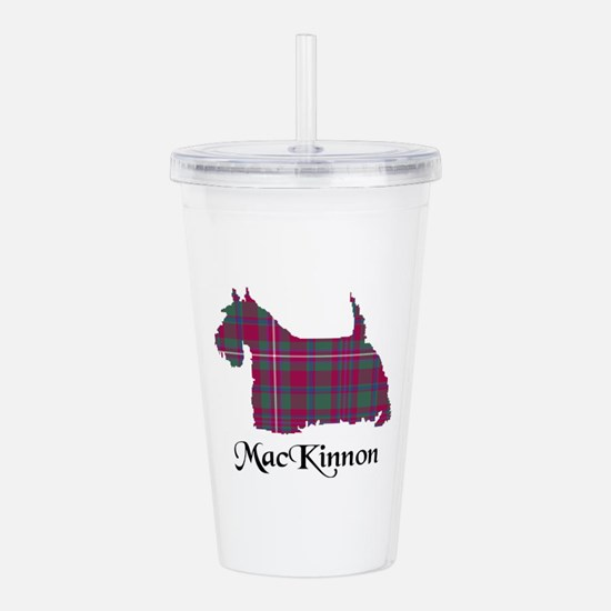 Terrier-MacKinnon Acrylic Double-wall Tumbler
