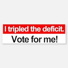 Fiscal sanity bumper sticker