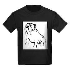 hoody-center_black T-Shirt