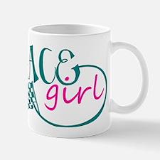Race Girl Mug