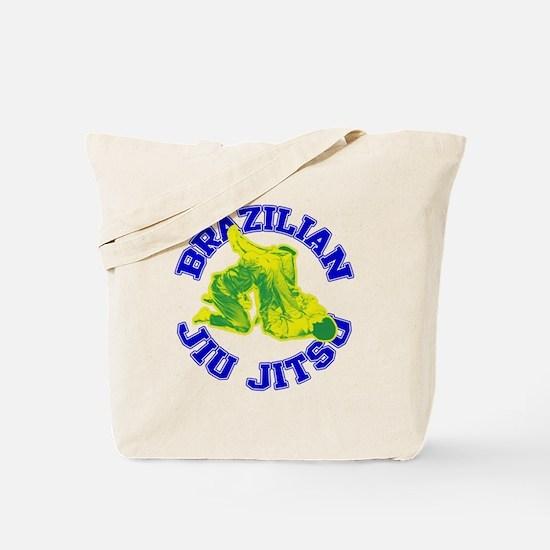 Brazilian Jiu-jitsu Tote Bag