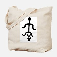 Cute Hawaiian legend Tote Bag