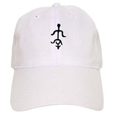 Cute Hawaiian legend Baseball Cap