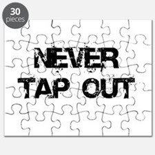Never Tap out Puzzle