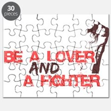 Lover and fighter Puzzle