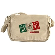 Mexican Fighter Messenger Bag