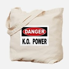 K.O. Power Tote Bag