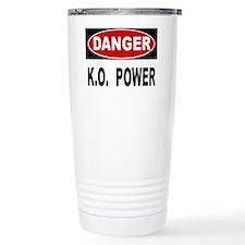 K.O. Power Travel Mug