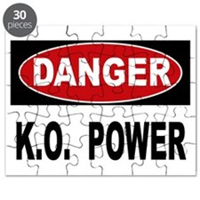 K.O. Power Puzzle