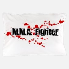 Bloody Fighter Pillow Case