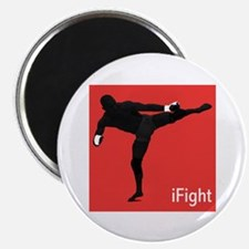 iFight (red) Magnet