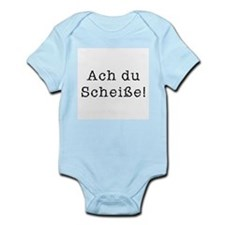 Ach du Scheisse Infant Bodysuit