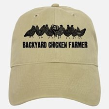 Backyard Chicken Farmer Baseball Baseball Cap