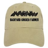 Chicken Baseball Cap