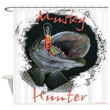 musky Shower Curtain