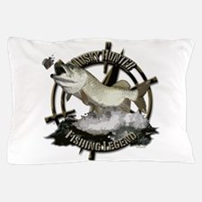 Fishing legend Pillow Case