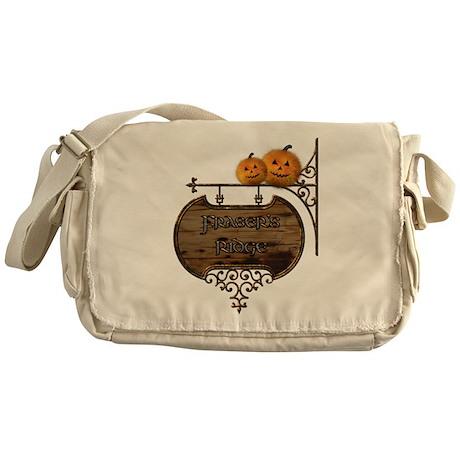 Fraser's Ridge Messenger Bag