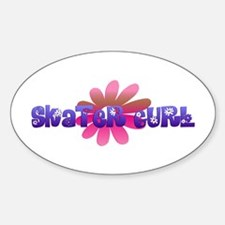 Skater Gurl Decal