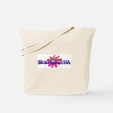 Skater Gurl Tote Bag