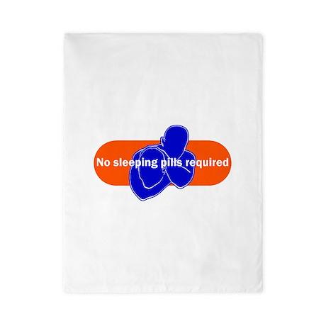 No sleeping pills required Twin Duvet