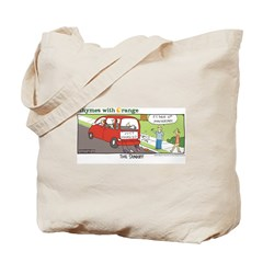 The Sendoff Tote Bag