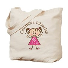 Children's Librarian Gift Tote Bag