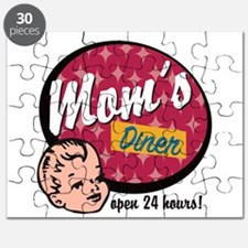 Mom's Diner Puzzle