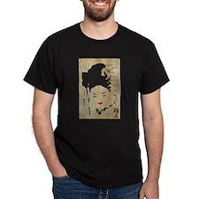 Geisha_Parchment T-Shirt