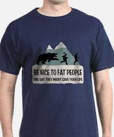 Fat People T-Shirt