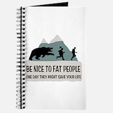 Fat People Journal