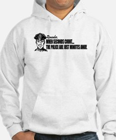 When Seconds Count... Hoodie