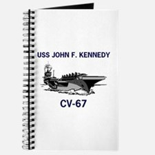 USS KENNEDY Journal